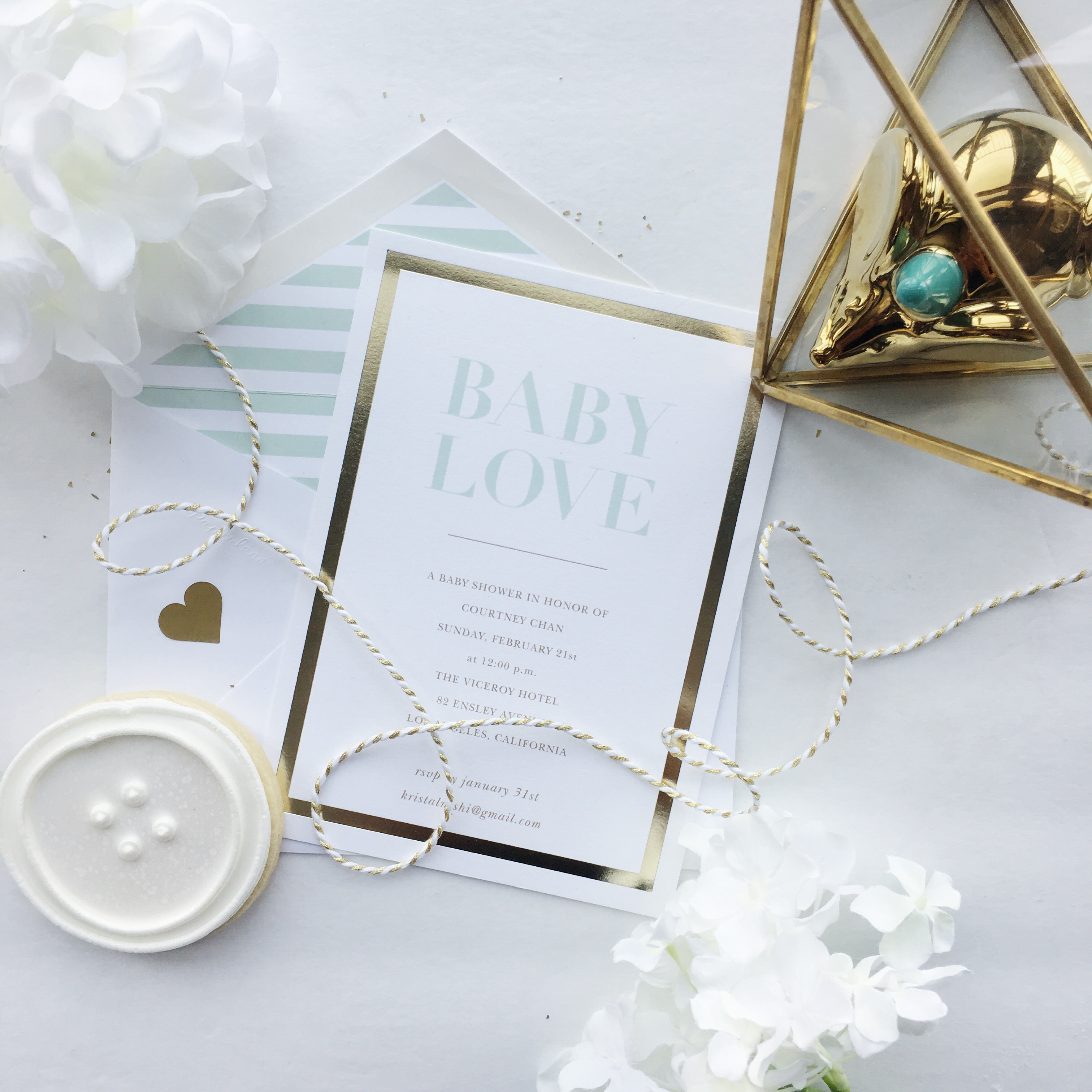Baby Shower Love | Sparkles for All